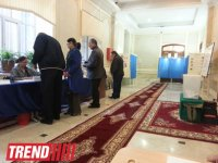 German observer: Activity of voters observed at presidential election in Azerbaijan (PHOTO) - Gallery Thumbnail