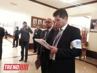 OSCE/ODIHR to present initial assessment of Azerbaijan's election tomorrow (PHOTO) - Gallery Thumbnail