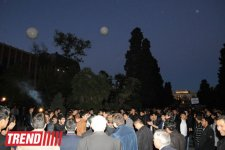 Azerbaijan's ruling party marks Ilham Aliyev's victory in presidential election (PHOTO) - Gallery Thumbnail