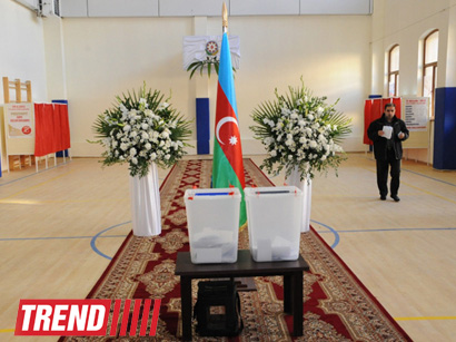 Int'l NGO:  Executive bodies and police didn't interfere in Azerbaijan's election voting