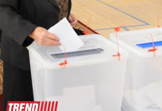 Some 45.93 per cent turnout for voters in Turkmenistan's parliamentary elections
