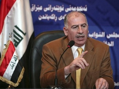 Former Iraq parliament speaker to step aside so Maliki can go
