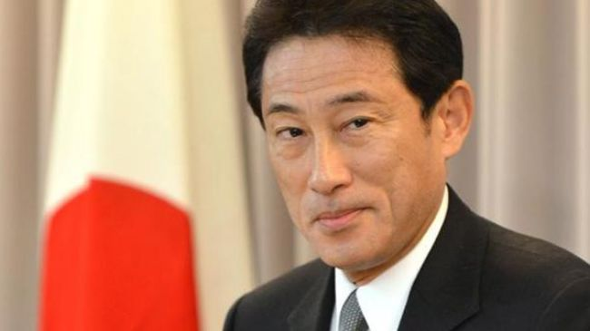 Japan FM to visit Iran in early November