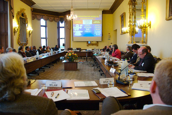 Eastern Partnership prospects discussed at Wilton Park conference