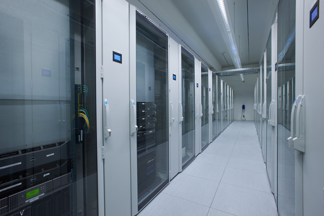 World's famous server cooling systems were applied in the Information Resource Center of Asan service (PHOTO)