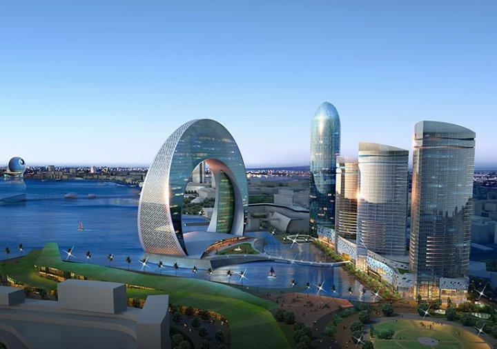В развитие Баку и Абшерона к 2030 году будет вложено порядка $48 млрд.