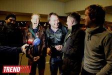 В Баку впервые прибыли известные команды КВН из России и Украины (ФОТО) - Gallery Thumbnail