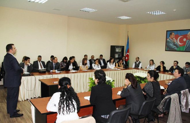 Azerbaijan to hold financial literacy months (PHOTO) - Gallery Image