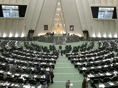 Iran's parliaments speakers says nuclear agreement needs realistic approach