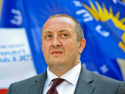 Georgian president meets with PACE co-rapporteurs