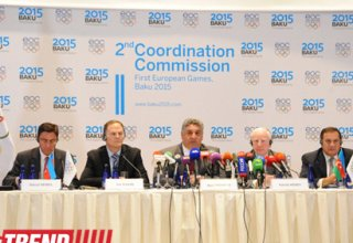 Committee President: Great progress made on preparation for First European Games (PHOTO)