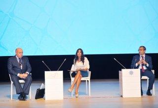 Лейла Алиева: Если человек не изменит отношения к окружающей среде, будущие экологические катастрофы будут представлять угрозу для человечества (ФОТО)