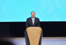 President Ilham Aliyev: Baku turns into one of centers of int'l cooperation (UPDATE) (PHOTO) - Gallery Thumbnail