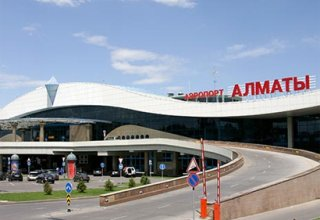 Kazakhstan's Almaty airport increases cargo, passenger turnover