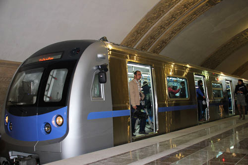 Subway to be built in Turkmen capital