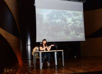 """Yarat Contemporary Art Organization presents lecture of famous artist Taus Makhacheva entitled """"Gazing at the highlanders, gazing from the highlands"""" (PHOTO) - Gallery Thumbnail"""
