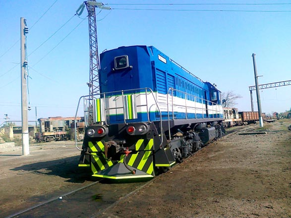 Bryansk Machine-Building Plant ready to increase locomotives supply to Turkmenistan