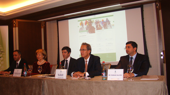Supervisory Board: Azerbaijani-British Joint Leasing to benefit from international experience (PHOTO) - Gallery Image