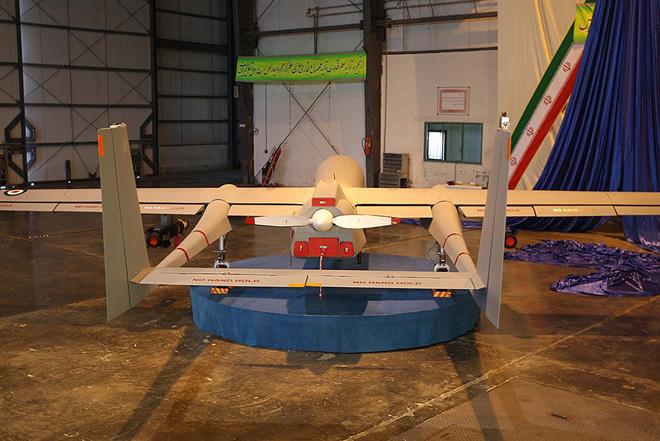 В Иране представлен самый большой беспилотник отечественного производства  (ФОТО) - Gallery Image