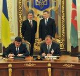 Azerbaijan, Ukraine sign five documents (PHOTO) - Gallery Thumbnail