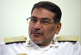 Секретарь Совбеза Ирана назвал ошибкой участие Тегерана в СВПД
