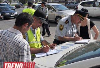 Azərbaycanın yol polisi piyadalara qarşı cərimələrin məbləğinin artırılmasını təklif edir