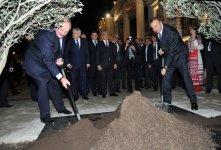 Azerbaijani, Belarus Presidents open new building of Belarus Embassy in Baku - Gallery Thumbnail