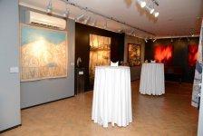Bakıda Latviyanın müasir dekorativ-tətbiqi sənətinə həsr olunmuş sərginin açılışı olub (FOTO) - Gallery Thumbnail