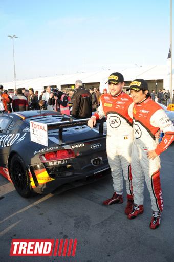 Bakıda GT3 dünya avtomobil yarışının qalibləri müəyyənləşib (FOTO) - Gallery Image