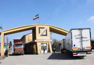 Value of product exports via Iran's Astara customs revealed