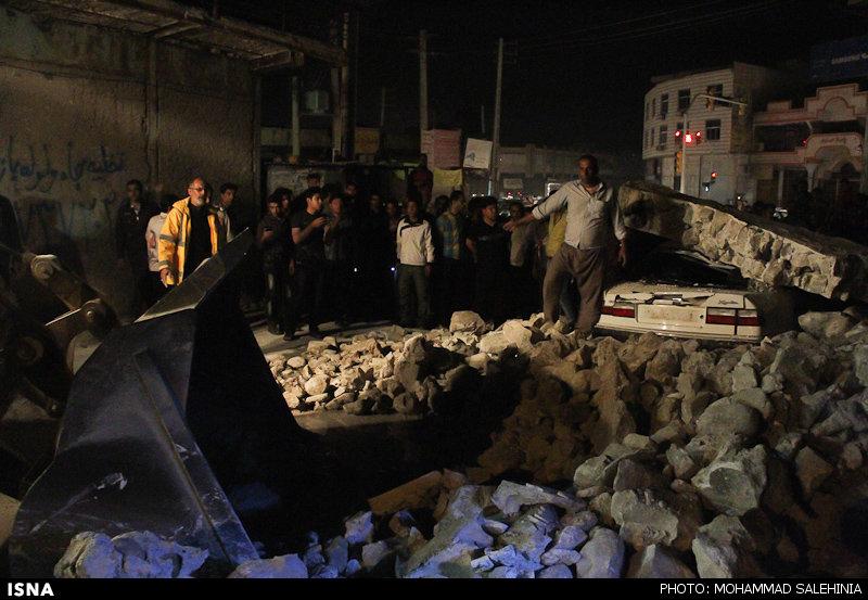 İranda 6 bala yaxın zəlzələ olub: 8 ölü, 60 yaralı (ƏLAVƏ OLUNUB-4) (FOTO)