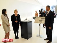 """World premiere of """"Cradle to Cosmos"""" exhibition opened at Heydar Aliyev Center in Baku - Gallery Thumbnail"""