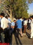 Workers at Iranian South Pars complex protest at salary reduction (PHOTO) - Gallery Thumbnail