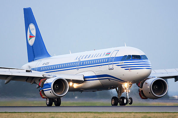AZAL opens flight to Kyrgyz capital