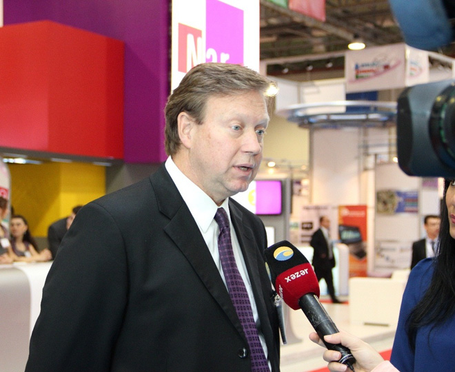 Nar Mobile showcases latest innovations at BakuTel 2013  (PHOTO) - Gallery Image
