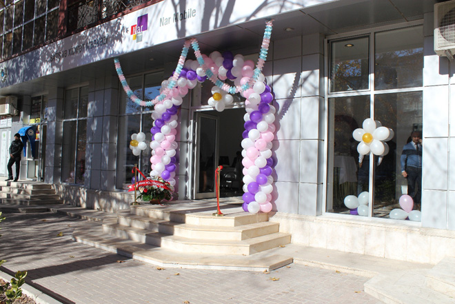 Nar Mobile opens new centre in Nakhchivan (PHOTO) - Gallery Image