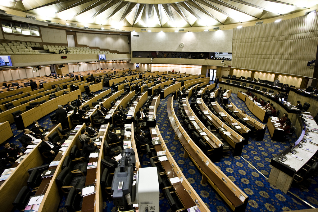 Iranian parliament approves proposal to relocate capital (UPDATE)