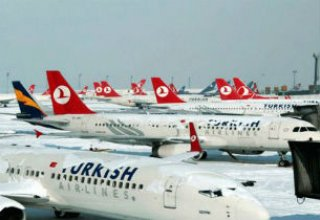 Turkish Airlines plane makes emergency landing