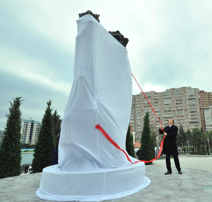 Президент Ильхам Алиев:  Город Баку превратился в один из самых красивых городов мира (ФОТО) - Gallery Image