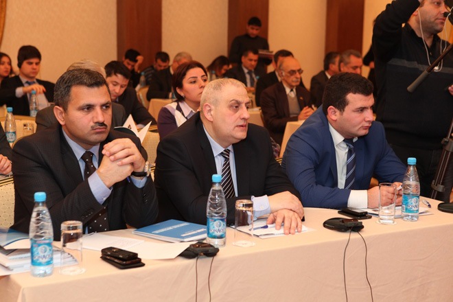 OSCE Office in Baku is ready to support Azerbaijan in achieving energy efficiency excellence (PHOTO) - Gallery Image