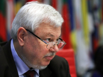OSCE chairperson's personal representative honored for work on Nagorno-Karabakh conflict
