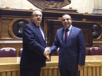 Azerbaijani MP, OSCE Special Representative for the South Caucasus  discussed regional conflicts - Gallery Thumbnail