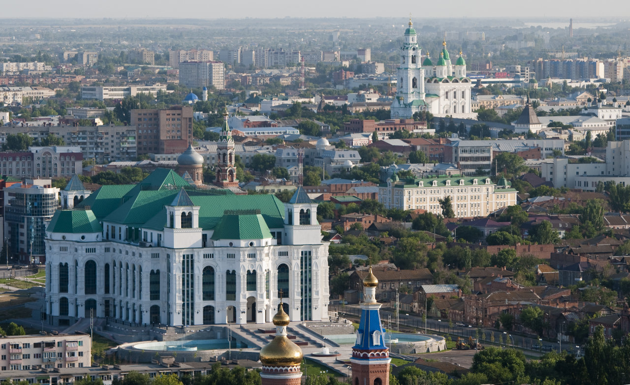 First Caspian Media Forum kicks off in Astrakhan