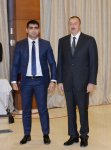 "Azerbaijani President Ilham Aliyev opens ""Shahdag"", ""Pik Palas"" hotels, and attends event dedicated to sports results of 2013 in Gusar District (PHOTO) - Gallery Thumbnail"