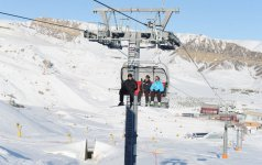 """High standard of services ensured at """"Shahdag"""" Winter and Summer Tourism Complex in Gusar (PHOTO) - Gallery Thumbnail"""