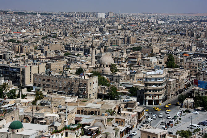 Terrorist shelling kills at least five, injures 29 in Syria's Aleppo