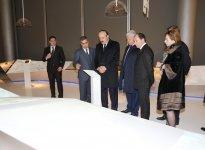 President of Dagestan visits Heydar Aliyev Center in Baku (PHOTO) - Gallery Thumbnail