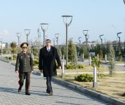 President  of Azerbaijan inaugurates Academy of Ministry of Emergency Situations (PHOTO) - Gallery Thumbnail
