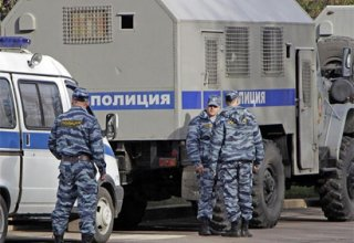 Police detain suspect in hoax bomb threats to Moscow airports