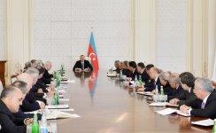 President Ilham Aliyev declared 2014 the Year of Industry in Azerbaijan (PHOTO) - Gallery Thumbnail